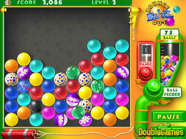 Free Download Bounce Out Blitz Screenshot 2
