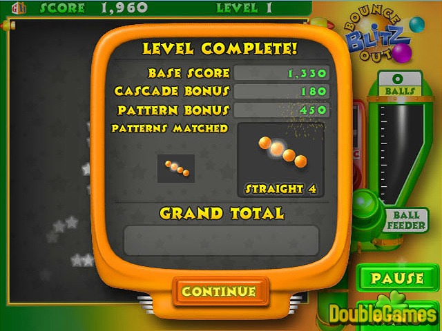 Free Download Bounce Out Blitz Screenshot 3