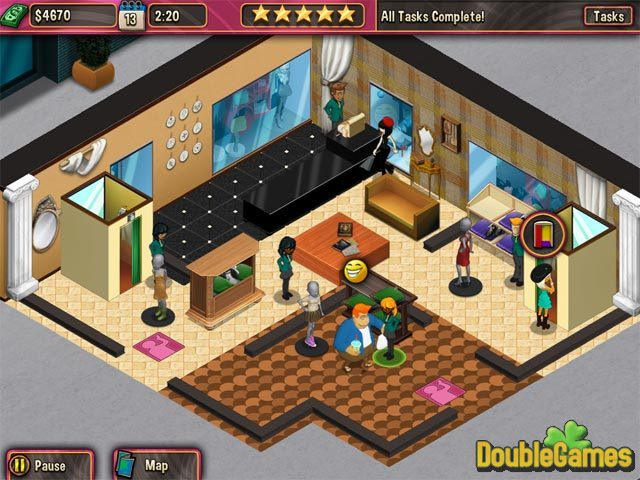 Free Download Boutique Boulevard Screenshot 1