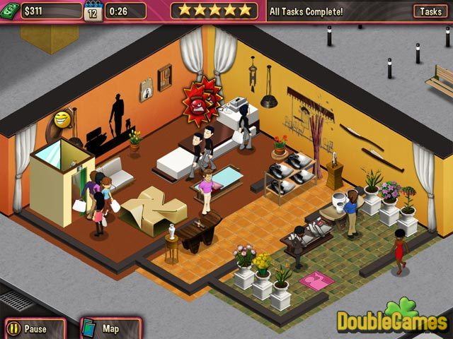 Free Download Boutique Boulevard Screenshot 2