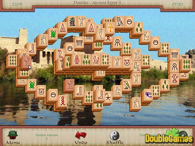 Free Download Brain Games: Mahjongg Screenshot 1