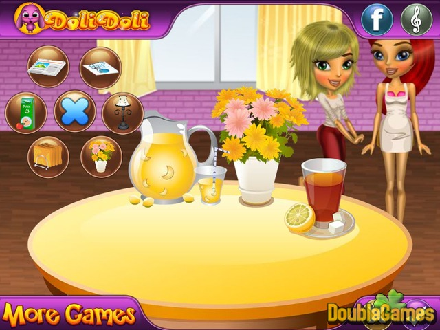 Free Download Breakfast At Doli's Screenshot 2