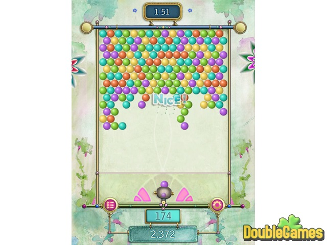 Free Download Bubble Glee Screenshot 2