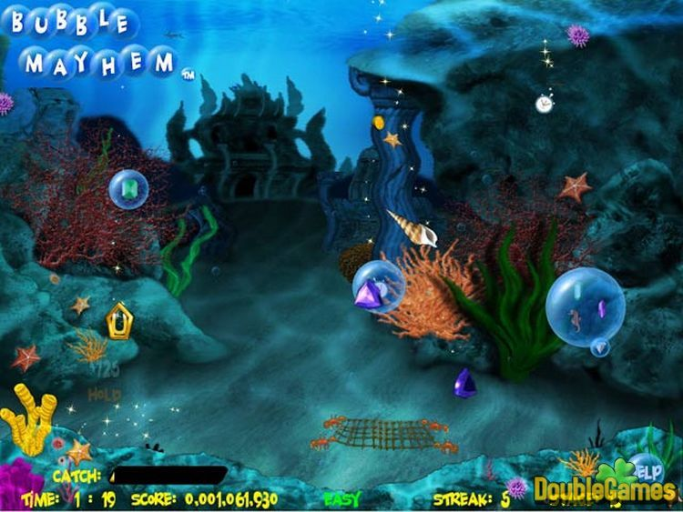 Free Download Bubble Mayhem Screenshot 1