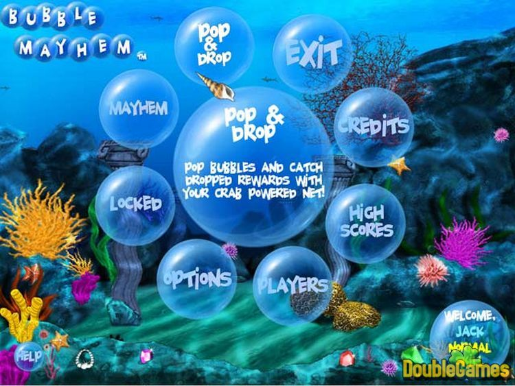 Free Download Bubble Mayhem Screenshot 2