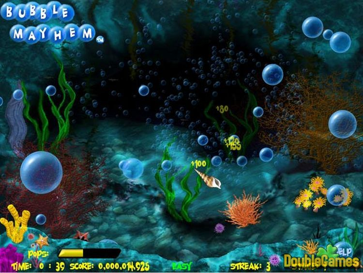 Free Download Bubble Mayhem Screenshot 3