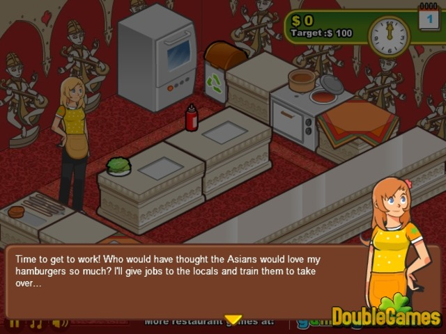 Free Download Burger Restaurant 3 Screenshot 1