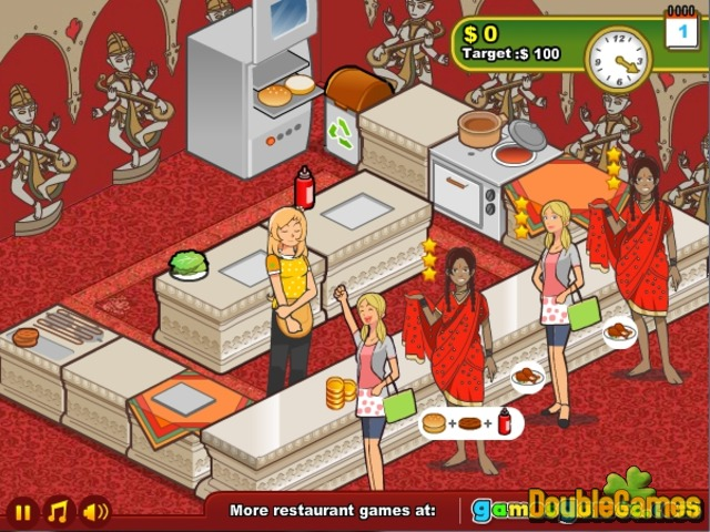 Free Download Burger Restaurant 3 Screenshot 2