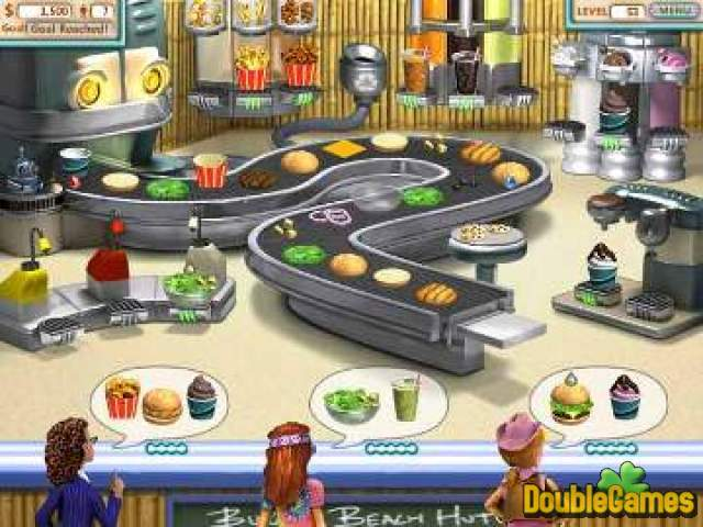 Free Download Burger Shop Double Pack Screenshot 2