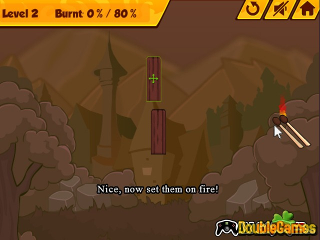 Free Download Burn Everything Screenshot 2