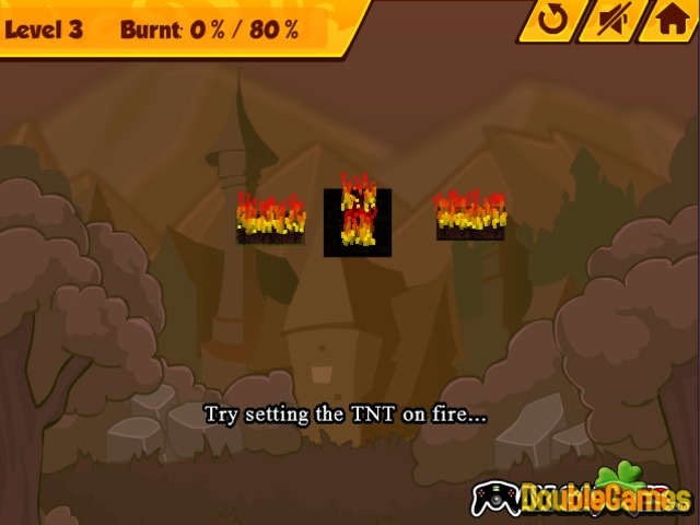 Free Download Burn Everything Screenshot 3