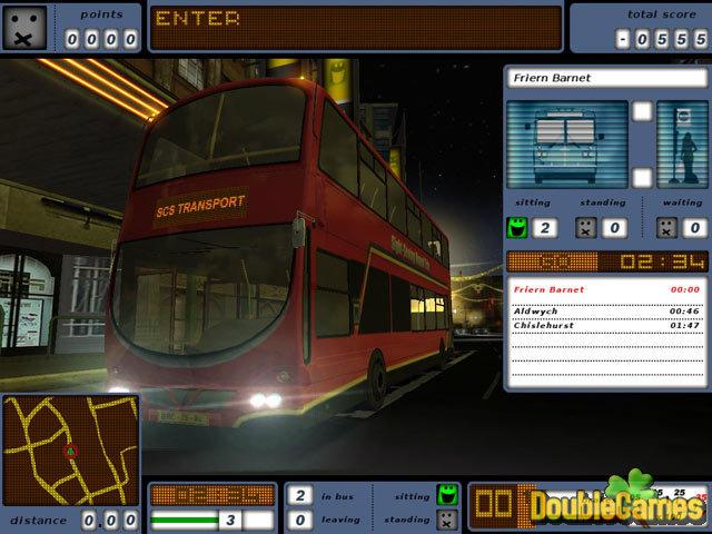 Bus Driver Игру