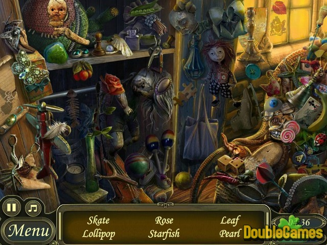 Free Download Bewitched Doll: Horrible House Screenshot 1