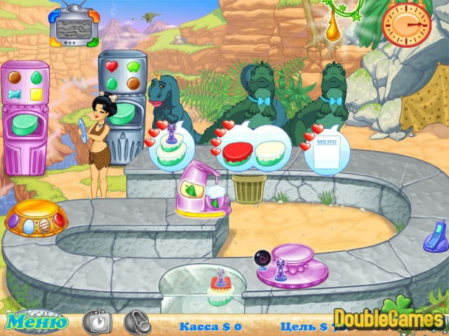 Free Download Cake Mania 3 Screenshot 2