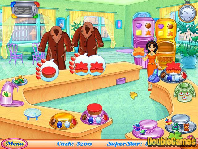 Free Download Cake Mania Main Street Screenshot 1