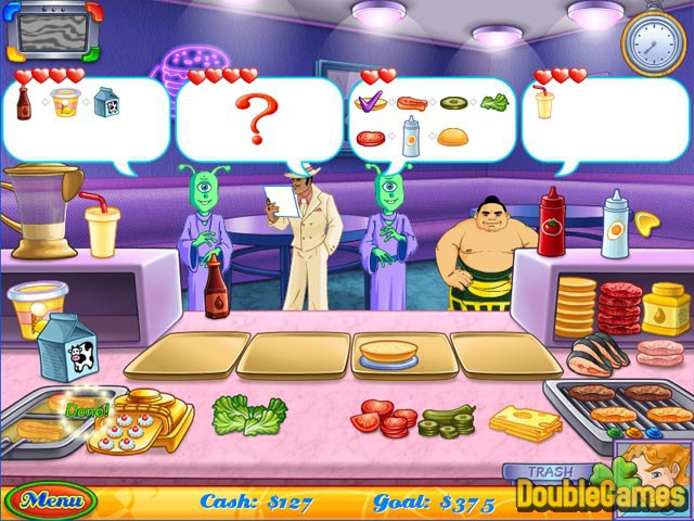 Free Download Cake Mania Main Street Screenshot 2