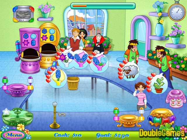 Free Download Cake Mania Main Street Screenshot 3
