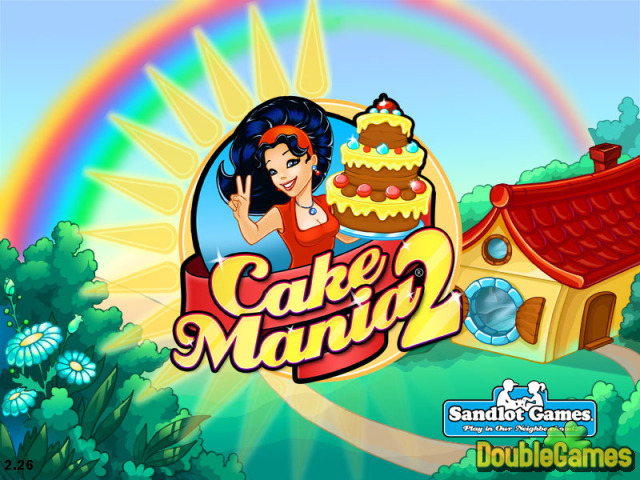 Free Download Cake Mania 2 Screenshot 1