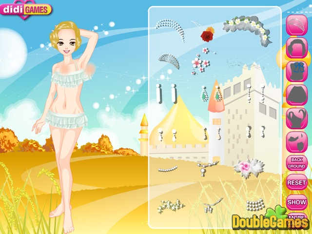 Free Download Castle Dating Dress Up Screenshot 1