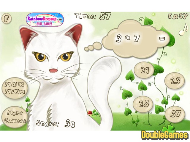 Free Download Cat Math Screenshot 3