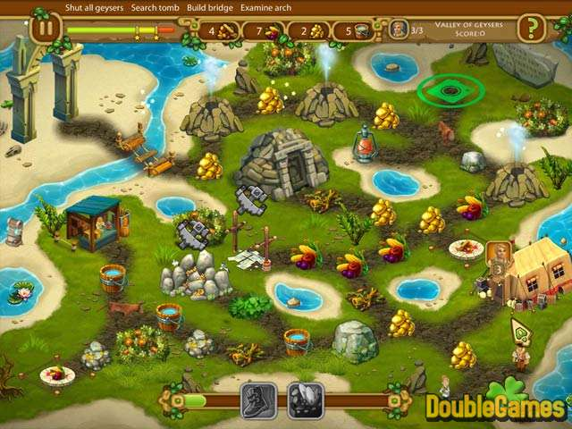 Free Download Chase for Adventure 3: The Underworld Collector's Edition Screenshot 2