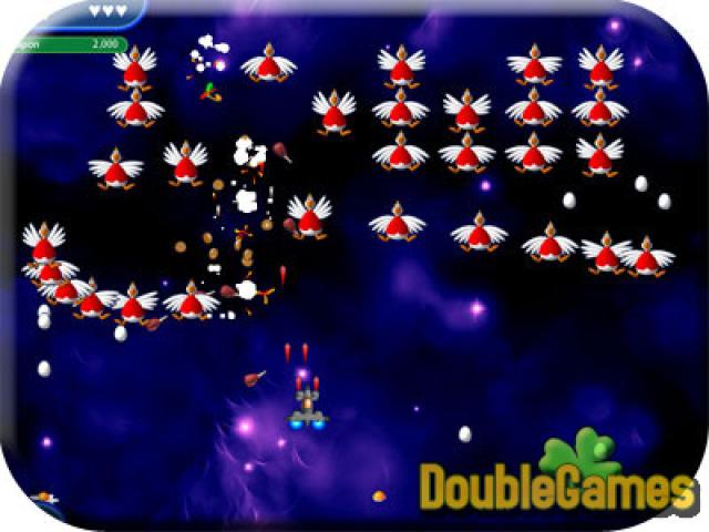 Скачать игру на компьютер chicken invaders 2