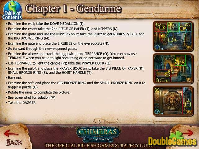 Free Download Chimeras: Tune Of Revenge Strategy Guide Screenshot 1