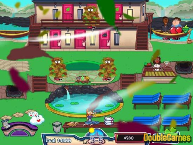 Free Download Chloe's Dream Resort Screenshot 1