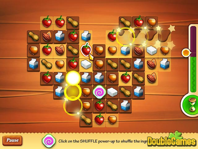 Free Download Chocolate Shop Frenzy Screenshot 2