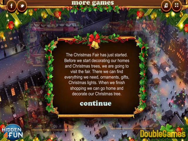 Free Download Christmas Fair Screenshot 1