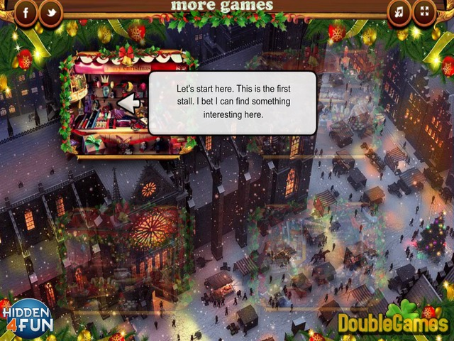 Free Download Christmas Fair Screenshot 2