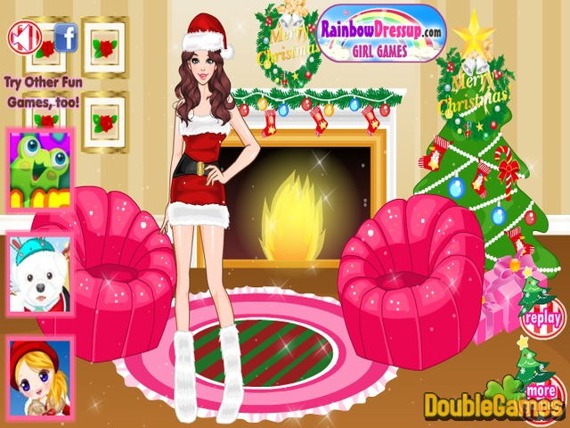 Free Download Christmas Fashion Screenshot 3