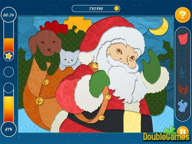 Free Download Christmas Mosaic Puzzle Screenshot 3