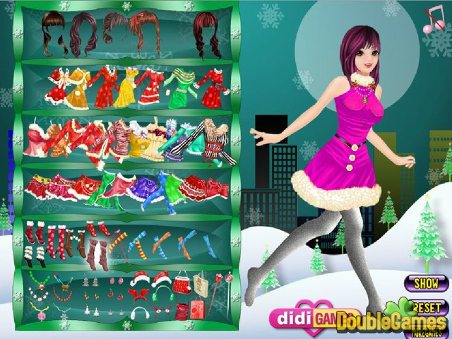 Free Download Christmas Shopping Screenshot 2