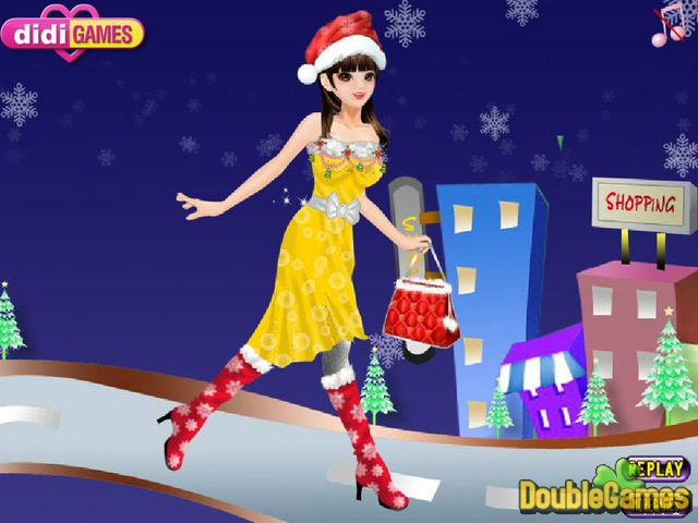 Free Download Christmas Shopping Screenshot 3