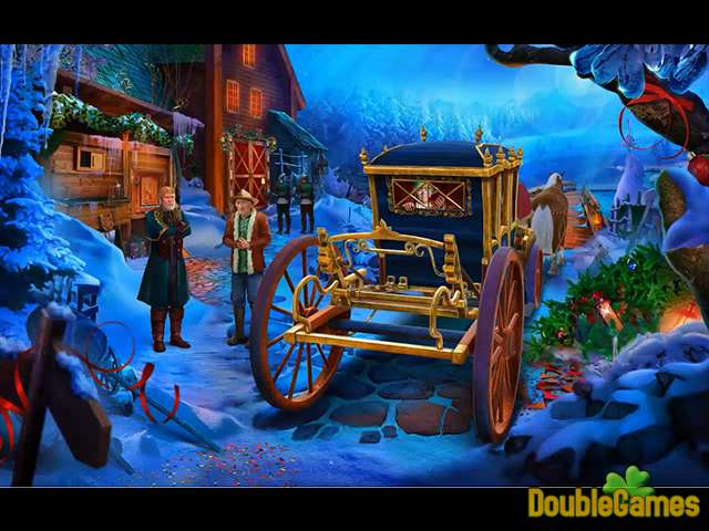 Скачать бесплатно The Christmas Spirit: Mother Goose's Untold Tales скриншот 1