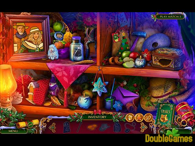 Скачать бесплатно The Christmas Spirit: Mother Goose's Untold Tales скриншот 2