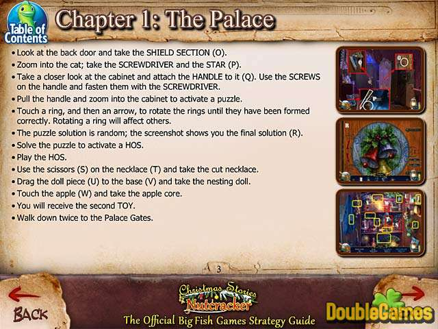 Free Download Christmas Stories: Nutcracker Strategy Guide Screenshot 1