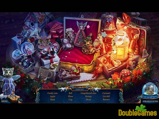 Скачать бесплатно Christmas Stories: The Gift of the Magi Collector's Edition скриншот 2