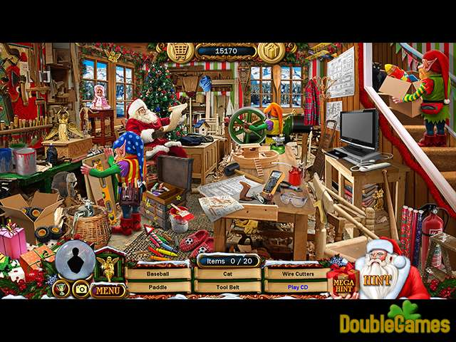 Free Download Christmas Wonderland 10 Collector's Edition Screenshot 1