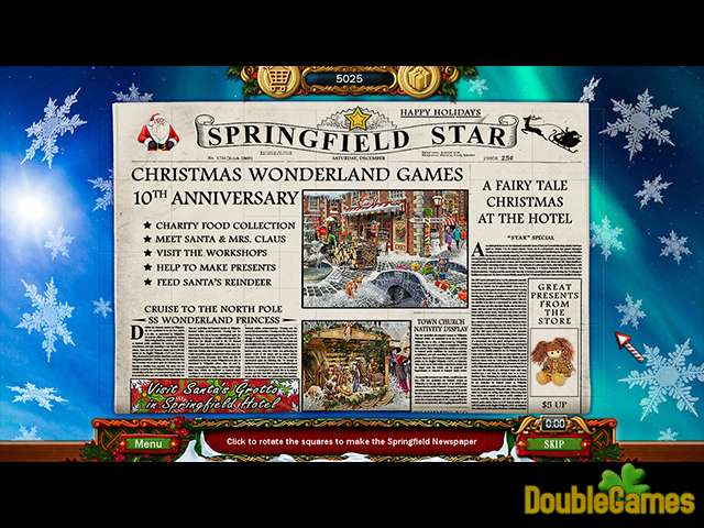 Free Download Christmas Wonderland 10 Collector's Edition Screenshot 2
