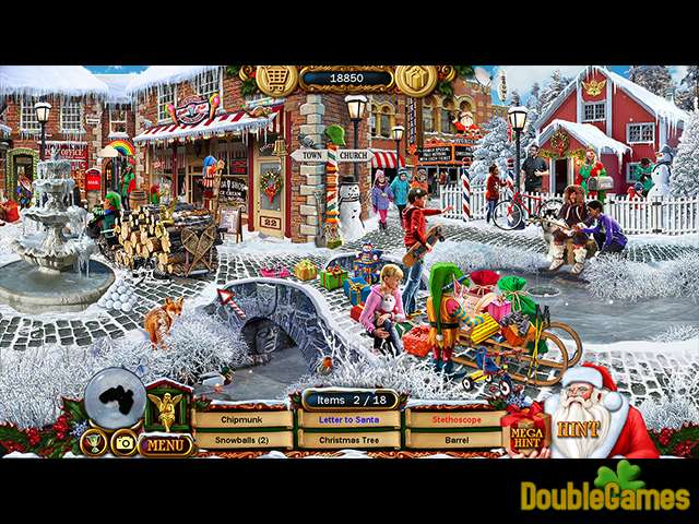 Free Download Christmas Wonderland 10 Collector's Edition Screenshot 3