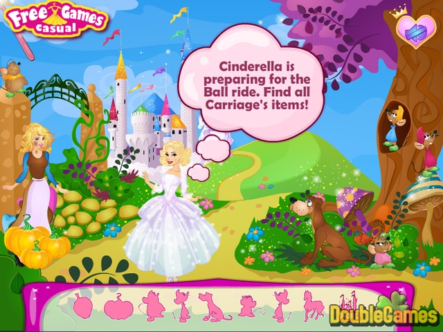 Free Download Cinderella Magic Transformation Screenshot 2
