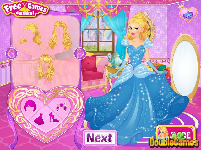 Free Download Cinderella Magic Transformation Screenshot 3