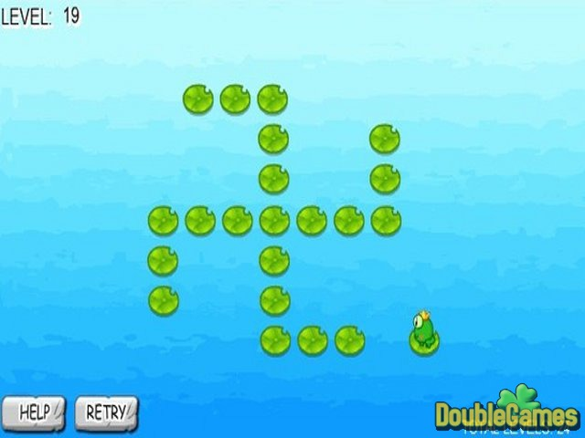 Free Download Clever Frog Screenshot 1