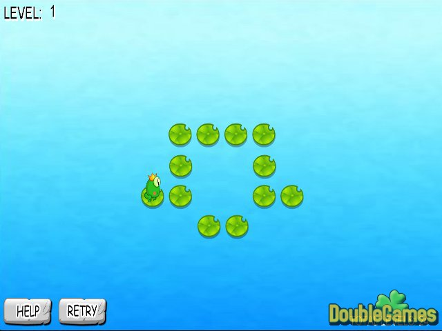 Free Download Clever Frog Screenshot 2