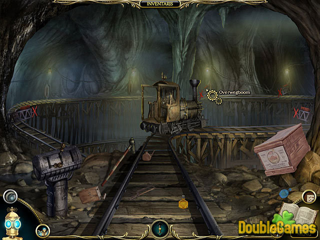 Free Download The Clockwork Man: The Hidden World Screenshot 3