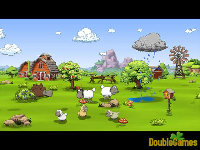 Free Download Clouds & Sheep 2 Screenshot 1