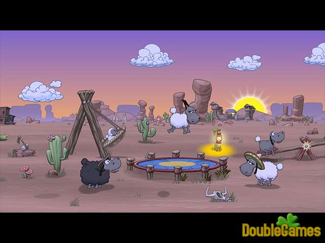 Free Download Clouds & Sheep 2 Screenshot 2
