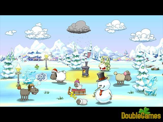 Free Download Clouds & Sheep 2 Screenshot 3